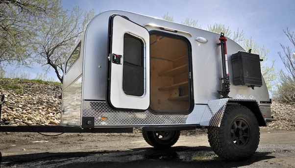 The Growing Popularity Of Off Road Camper Trailers.