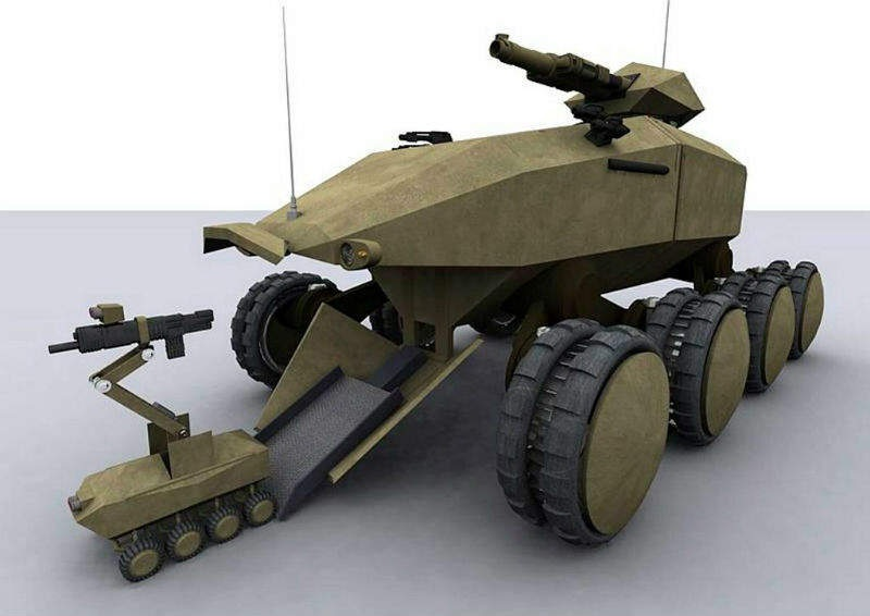 What's the future of armored vehicle market?