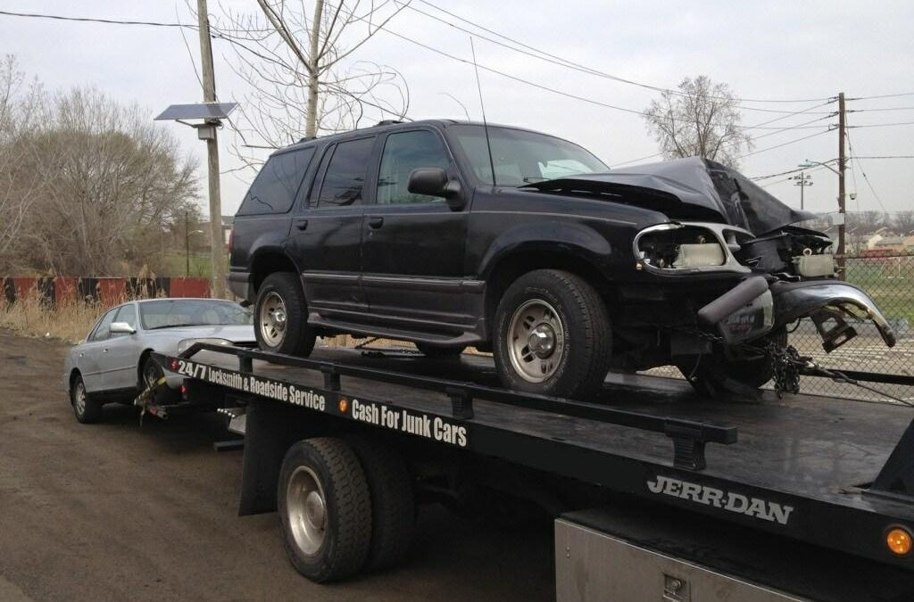Old Truck Removal Services – Earn Cash for Trucks