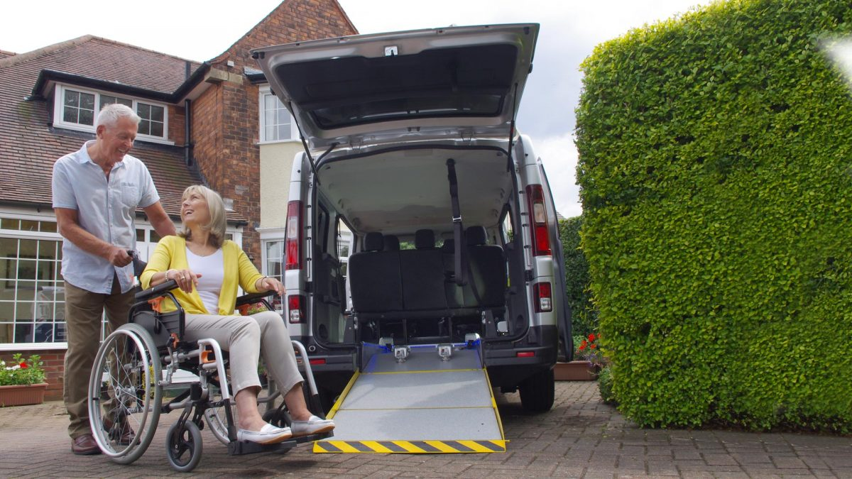 What Kind of Seating Arrangements Should Be Made in a Wheelchair Accessible Vehicle?