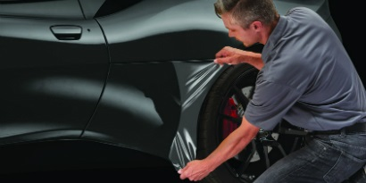How modern paint protection film materials can protect your car's paint?