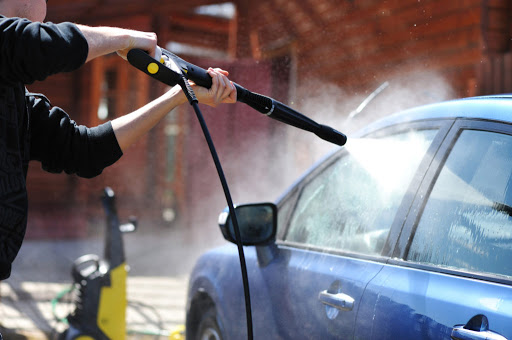 Cleaning Your Car You Left Or Hiring A Mobile Car Valeting Service in Oxford