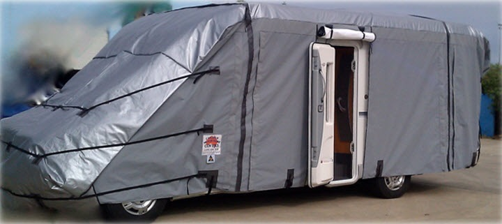 Why covering a caravan is so important for an owner?