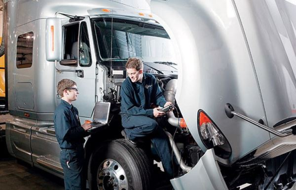 Truck Repair and Maintenance for Cost-Benefit