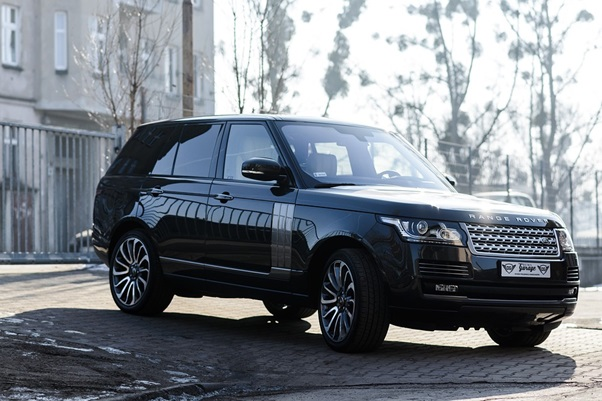 Price for Range Rover