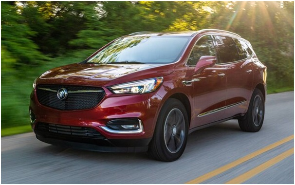 What Makes the 2020 Buick Enclave Noticeable