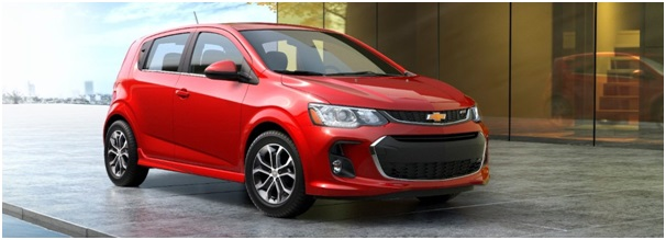 Will You Choose the 2020 Chevrolet Sonic Over a Crossover?