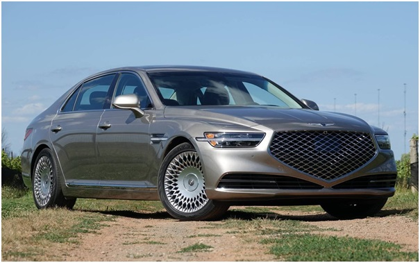 Notable Attributes of the 2020 Genesis G90