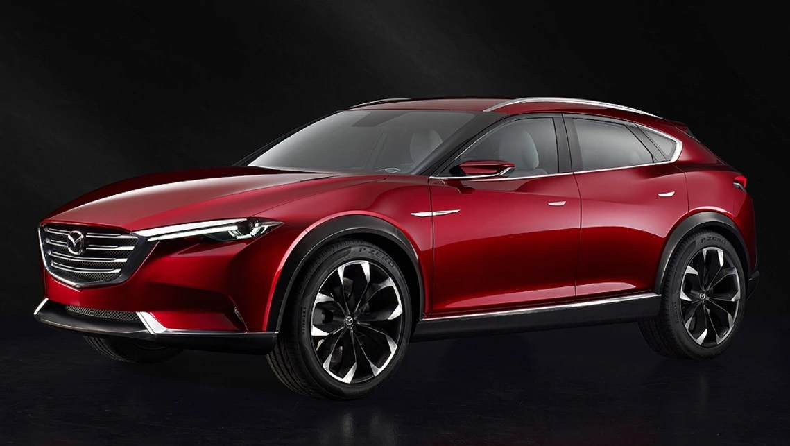 Your Next Car Might Be a 2021 Model Mazda