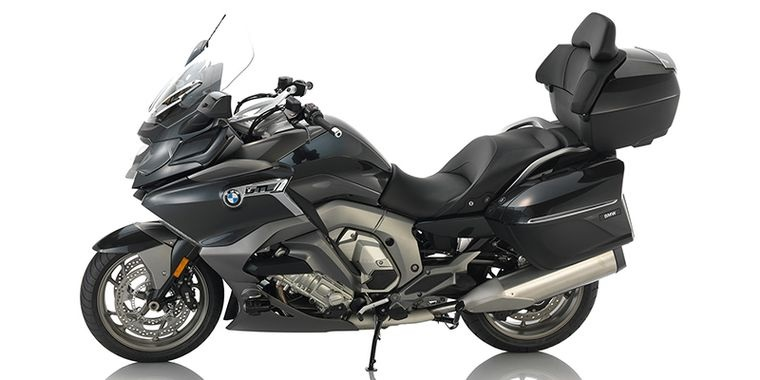 Motorcycle windscreens and BMW K 1600 GTL