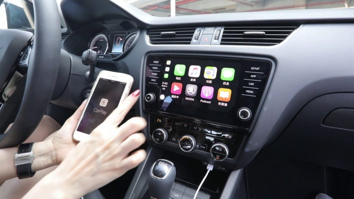 How To Connect Your Skoda Octavia To Android Auto or Apple Car Play