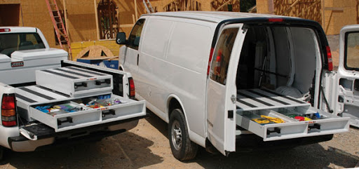 Maximising Space In Your Commercial Vehicle