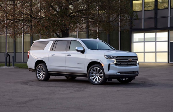 Ride Quality and Comfort of the 2021 Chevrolet Suburban