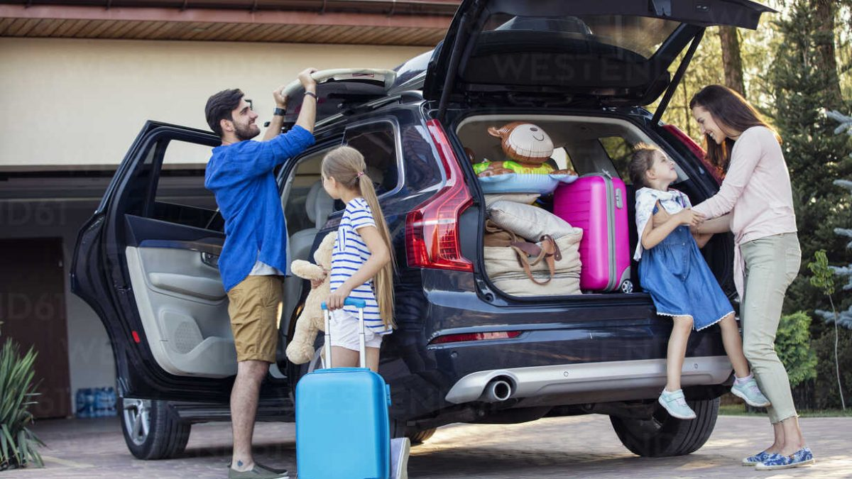 Packing Up Your Vehicle for Work or Play