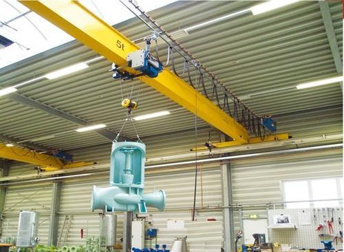 Used of Single Girder Overhead Cranes