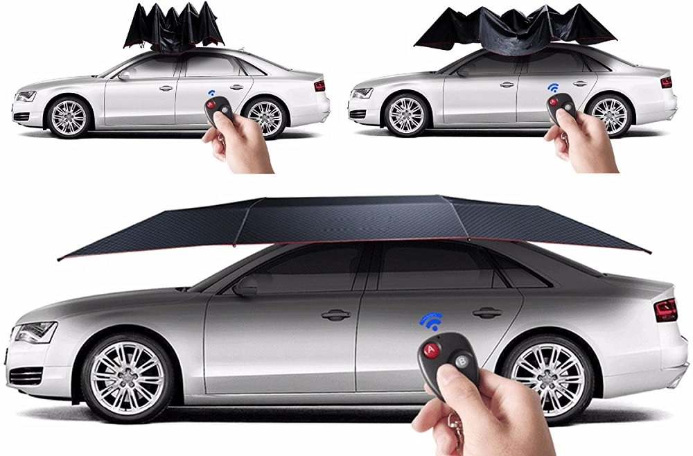 How To Select The Right Car Umbrella Roof?