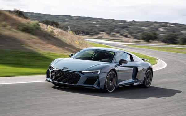Exploring the 2021 Model Year Lineup of the Audi R8 Series