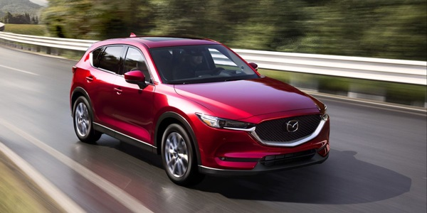 Summarizing the Goodness of the 2021 Mazda CX-5 Model Series