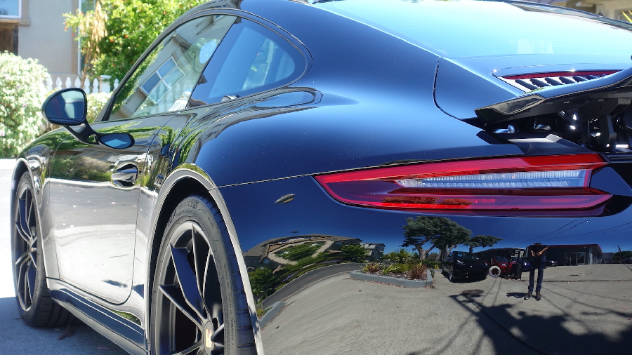 Proper Care of the Ceramic Coating on Your Car