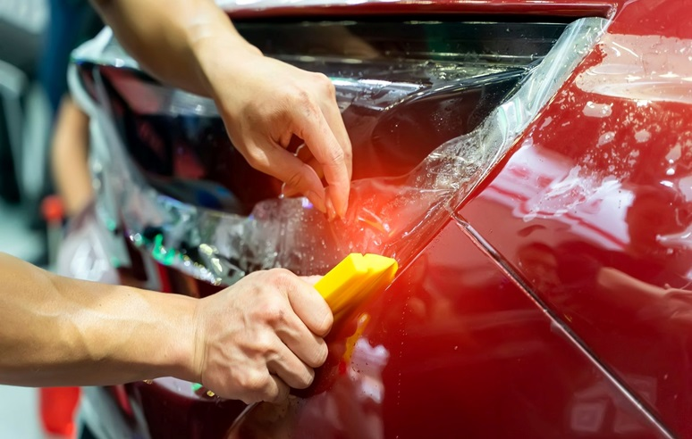 What Is Paint Protection Film (PPF)?
